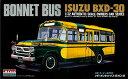 オーナーズクラブ 1/32 No.6 ボンネットバス いすずBXD-30 プラモデル(再販)[マイクロエース]《取り寄せ※暫定》