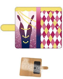 ユーリ!!! on ICE ヴィクトルのスマートフォンカバー(手帳型)(Yuri on Ice - Victor's Smartphone Cover (Book-style)(Pre-order))