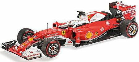 1/18 フェラーリ SF16-H スクーデリア フェラーリ セバスチャン・ベッテル イタリアGP 2016[BBR]【送料無料】《03月予約》