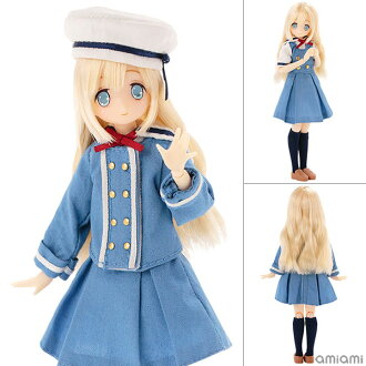 ピコえっくす☆きゅーと 北欧からの留学生 ライリ 1/12 完成品ドール(Picco EX Cute - International Student From Northern Europe Raili 1/12 Complete Doll(Pre-order))