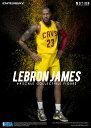 1/9 モーションマスターピース コレクティブル フィギュア/ NBAコレクション: レブロン・ジェームズ MM-1205[エンターベイ]《取り寄せ※暫定》