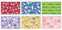 おそ松さん × サンリオキャラクターズ クリアフラットポーチ 6個入りBOX[ツインクル]《02月予約》