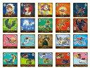 モンスターハンターストーリーズ RIDE ON シールコレクション 20個入りBOX[エンスカイ]《02月予約※暫定》