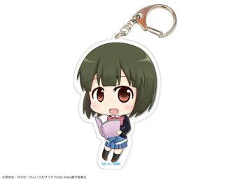 「きんいろモザイク Pretty Days」でかアクリルキーホルダー 01(大宮忍)(Kiniro Mosaic Pretty Days - Deka Acrylic Keychain 01 (Shinobu Omiya)(Pre-order))
