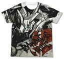 機動戦士ガンダム 鉄血のオルフェンズ ガンダム・バルバトスルプス フルグラフィックTシャツ/ホワイト-L(再販)[コスパ]《発売済・在庫品》