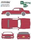 1/43 Breaking Bad (2008-13 TV Series) - Jesse Pinkman's 1982 Chevy Monte Carlo[グ...