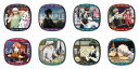 銀魂 くつろぎコレクション缶バッジ 8個入りBOX[ソル・インターナショナル]《04月予約》