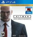 PS4 北米版 Hitman The Complete First Season[スクウェア・エニックス]《01月予約》