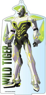 劇場版 TIGER & BUNNY -The Rising- デカアクリルスタンド ワイルドタイガー(Movie TIGER & BUNNY -The Rising- Deka Acrylic Stand: Wild Tiger(Pre-order))