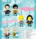 ユーリ!!! on ICE ストラップ×コスチュームキューピー 6個入りBOX[コンパス]《03月予約》