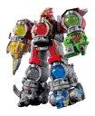 宇宙戦隊キュウレンジャー キュータマ合体01,03,05,07,09 DXキュウレンオー[バンダイ]《発売済・在庫品》
