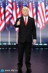 1/6 第45代アメリカ合衆国大統領 ドナルド・トランプ[DID]【送料無料】《04月仮予約》