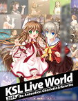 BD KSL Live World 2016 〜the Animation Charlotte & Rewrite〜 (Blu-ray Disc)[Key Sounds Label]《取り寄せ※暫定》