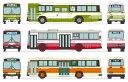 ザ・バスコレクション 広島バスセンター開業60周年記念セット[トミーテック]《07月予約》
