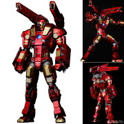 "RE:EDIT IRON MAN #11 MODULAR IRONMAN W/Plasma Cannon & Vibroblade ""subject to final licensor's appro"