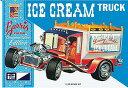 1/25 ジョージ・バリス アイスクリーム・トラック プラモデル[MPC]《04月予約※暫定》の画像