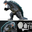 Sci-Fi MONSTER SOFT VINYL MODEL KIT COLL