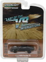 1/64 Hollywood Series 17 - Last of the V8 Interceptors (1979) - 1973 Ford Falcon XB(再販)[グリーンライト]《03月予約》