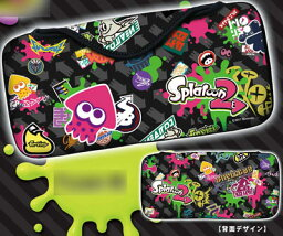 QUICK POUCH COLLECTION for Nintendo Switch (splatoon2)Type-B[キーズファクトリー]《発売済・在庫品》