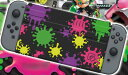 FRONT COVER COLLECTION for Nintendo Switch (splatoon2)Type-A[キーズファクトリー]《発売済・在庫品》