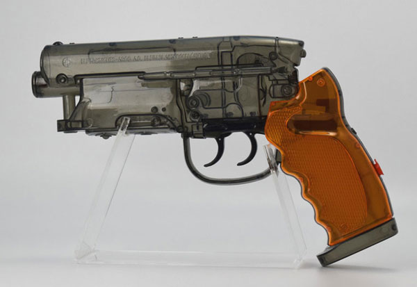 高木型 弐○壱九年式 爆水拳銃 通常版 クリアブラックカラー[フルコック]《06月予約》