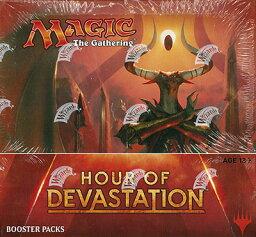 マジック:ザ・ギャザリング 英語版 破滅の刻 ブースターパック 36パック入りBOX[Wizards of the Coast]《発売済・在庫品》