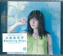 CD 小松未可子 / Blooming Maps 初回限定盤 DVD付 バップ 《取り寄せ※暫定》