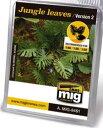 1/48・1/35・1/32 植物の葉(レーザーカット紙) 熱帯植物の葉(Ver.2)[アモ]《06月予約※暫定》