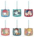 青の祓魔師 京都不浄王篇 ダイカットラバーストラップ 6個入りBOX[ソル・インターナショナル]《発売済・在庫品》