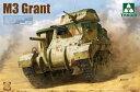 1/35 英軍 M3グラント 中戦車 プラモデル TAKOM 《取り寄せ※暫定》