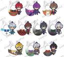 夢王国と眠れる100人の王子様 つつまれっこラバーストラップ 10個入りBOX[KADOKAWA]《12月予約》