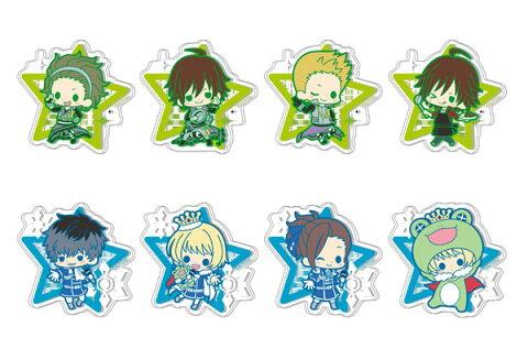 esシリーズ nino クリアブローチコレクション アイドルマスター SideM 1st stage 8個入りBOX[コトブキヤ]《発売済・在庫品》