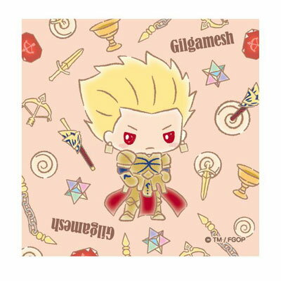 Fate/Grand Order Design produced by Sanrio ミニハンドタオル ギルガメッシュ[エクスレア]《12月予約》