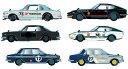 1/64 Auto-Japan - JPN02 6個入りアソート[M2 Machines]《02月仮予約》