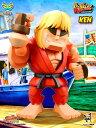 STREET FIGHTER KEN (ストリートファイター ケン) 完成品フィギュア[Big Boys Toys]《発売済・在庫品》