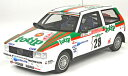 FIAT - TQ 1/18 フィアットUNO ターボ ie サンレモ1986 totip[TOPMARQUES]【送料無料】《取り寄せ※暫定》