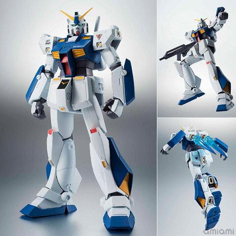 ROBOT魂 -ロボット魂-〈SIDE MS〉 RX-78NT-1 ガンダムNT-1 ver. A.N.I.M.E. 『機動戦士ガンダム0080 ポケットの中の戦争』[バンダイ]《発売済・在庫品》