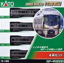 10-1440 225系100番台〈新快速〉 4両セット[KATO]《取り寄せ※暫定》