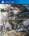 【1月27日入荷分】PS4 モンスターハンター:ワールド 通...