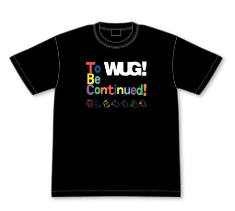 Wake Up, Girls!新章 WUG! To Be Continued!Tシャツ L[グルーヴガレージ]《05月予約※暫定》