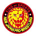 新日本プロレスリング マグネットステッカー[グルーヴガレージ]《取り寄せ※暫定》