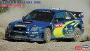 """1/24 スバル インプレッサ WRC 2005 """"2005 ラリー ジャパン"""" プラモデル[ハセガ"""