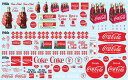 コカ・コーラ・デカールパック[AMT]《07月予約※暫定》の画像