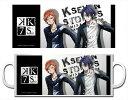 K SEVEN STORIES マグカップ B[ペンギンパレード]《発売済・在庫品》