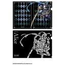 シノアリス クリアファイルセット 〈アリス〉[スクウェア・エニックス]《発売済・在庫品》