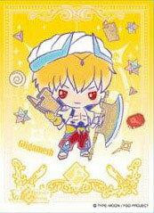キャラクタースリーブ Fate/Grand Order [Design produced by Sanrio] ギルガメッシュ(キャスター)(EN-654) パック[エンスカイ]《発売済・在庫品》