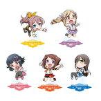 BanG Dream! ガルパ☆ピコ つなげて☆アクリルスタンド Poppin'Party 5個入りBOX[ブシロードクリエイティブ]《11月予約》