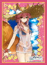 ブロッコリーキャラクタースリーブ Fate/EXTELLA LINK「玉藻の前」ビーチフラワーVer. パック[ブロッコリー]《発売済・在庫品》
