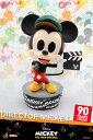 コスベイビー 『ミッキーマウス スクリーンデビュー90周年』[サイズS]ミッキーマウス(監督版)[ホットトイズ]《01月仮予約》