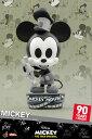 コスベイビー 『ミッキーマウス スクリーンデビュー90周年』[サイズS]ミッキーマウス(『蒸気船ウィリー』版)[ホットトイズ]《01月仮予..